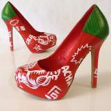 Sriracha Stilettos