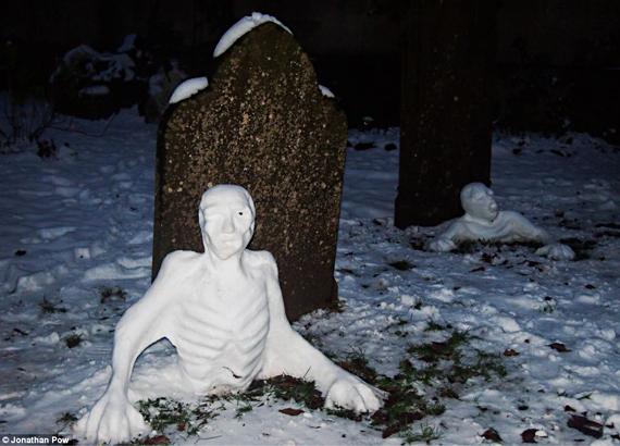 Bilderesultat for incredible snowman