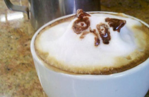 3D Grumpy Cat Latte Art