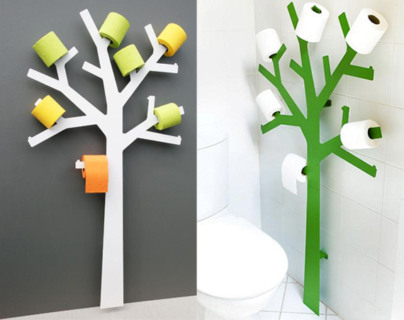 The TP Tree Lets You Display Extra Rolls