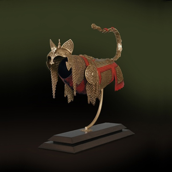 Suits Of Armor For Your Warrior Cat & Mouse