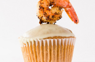Celebrate Fat Tuesday With Gumbo Cupcakes