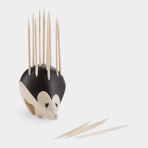 Too Cute: A Hedgehog Toothpick Holder