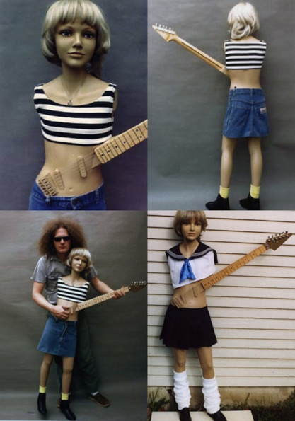 Would Not Play: Mannequin Guitar