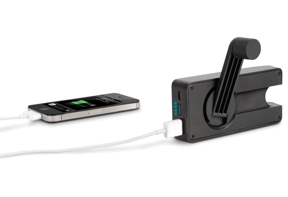 Burn Calories While Charging Your Cell Phone