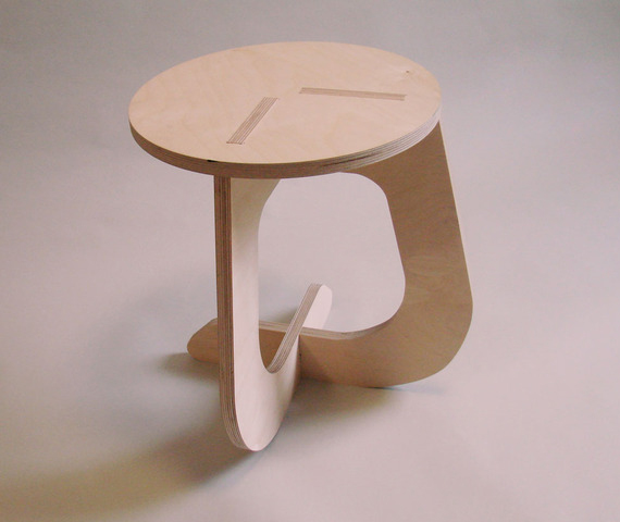 This Stool Really Rocks