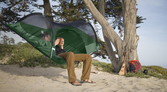 Relax In The Wild With A Camping Hammock