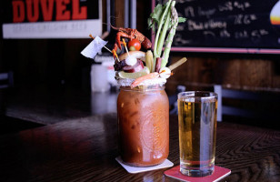 The Craziest Bloody Mary EVAR!