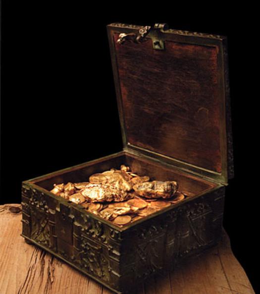 Real Life Treasure Hunt Worth Millions