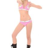Pink Power Ranger Bikini