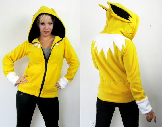 Super Geeky Hand Made Hoodies
