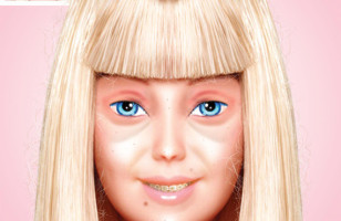 This is What Barbie Looks Like Without Makeup
