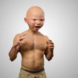 Lifelike Baby Masks