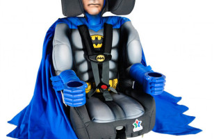 The Batman Booster Seat