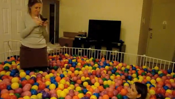 Diy Ball Pit Because Child Less Adults Aren T Welcome At