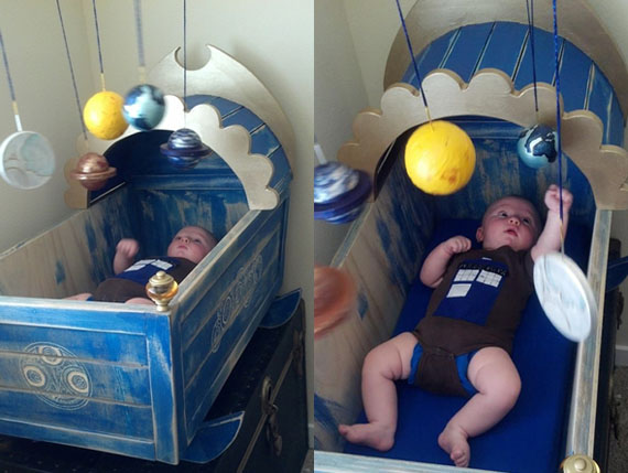 Rely On Dr. Who For Help With Baby Sleep