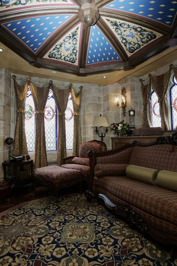 The Only Hotel Room In Cinderella S Castle Incredible Things