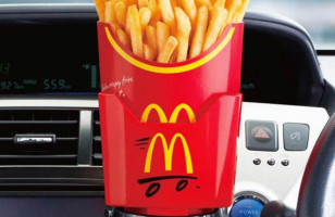 A Cup Holder For Your French Fries