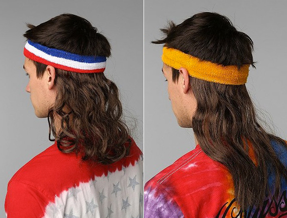 Just Throw On Your Mullet And Go