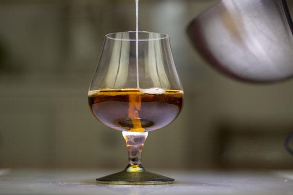 Would Not Swallow: Semen Cocktails