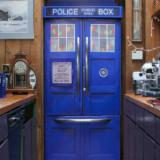 Police Box Fridge Kit