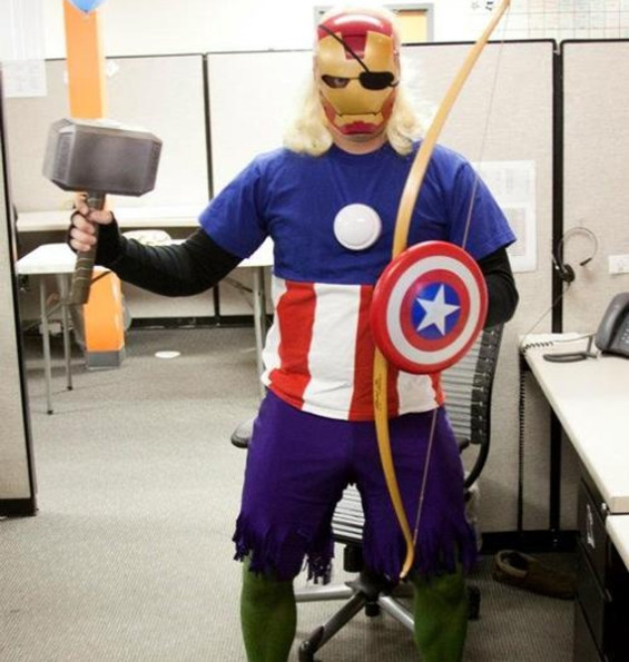 How To Cosplay As The Avengers Even If You Have No Friends