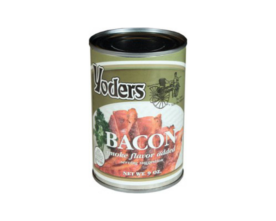 Apocalypse Supplies: Canned Bacon