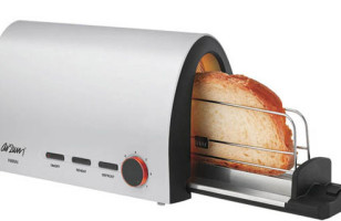 It's The Future: Horizontal Toaster