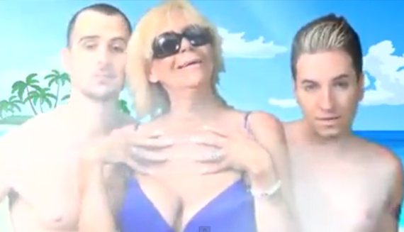 Tan Mom Made The Worst Music Video Ever