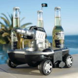 Amphibious Beer Delivery Vehicle