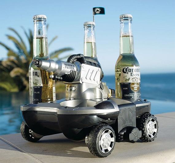 Beer Delivery Car Works On Land & Sea