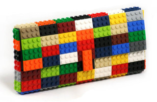 Handbags Made Out Of LEGO Bricks