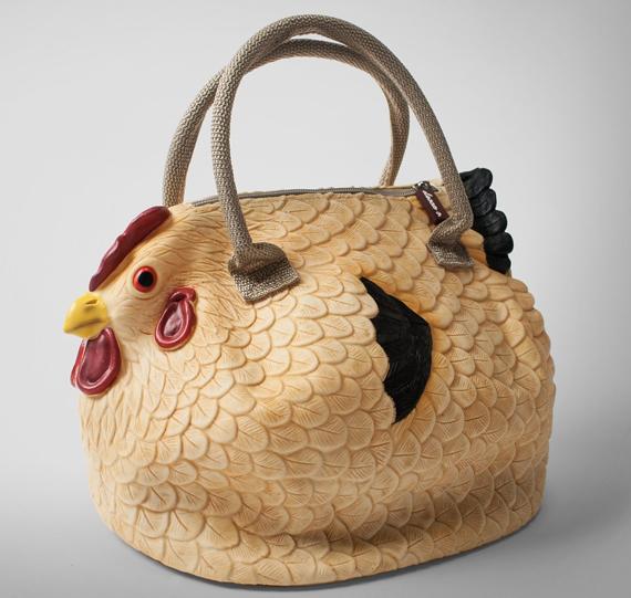 Cluck Clucktch! The Original Chicken Handbag