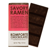 Perfect For College Students: Savory Ramen Noodle Chocolate Bar