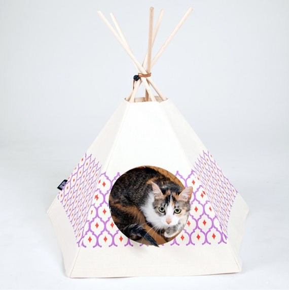 Cat Tents Fur C&ing With Your Kitty & Cat Tents: Fur Camping With Your Kitty | Incredible Things