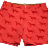 Pattern Changing Shorts When Wet