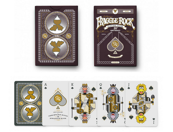 Play Some Cards Down At Fraggle Rock