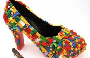 LEGO + Stilettos = StiLEGOs
