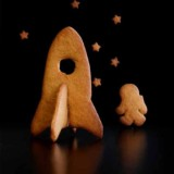 3D Space Cookie Cutters