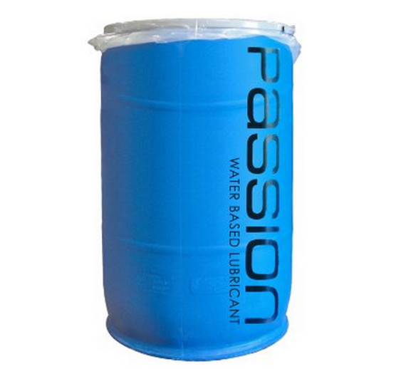 Party Time!: A 55 Gallon Vat Of Lube
