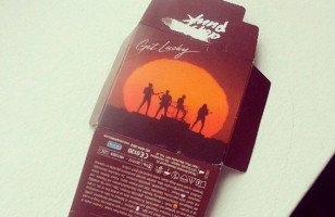 Get Lucky With Daft Punk Condoms