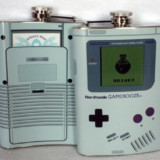 Gameboy Flask