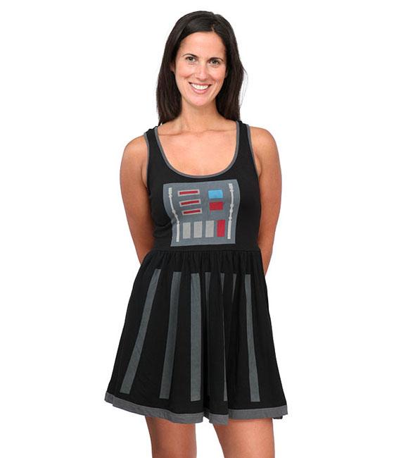 The Dark Side Of Fashion: Vader Dress