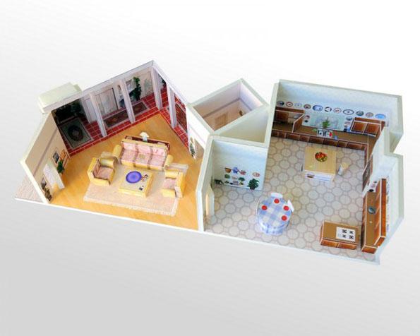 Papercraft Golden Girls Set Incredible Things