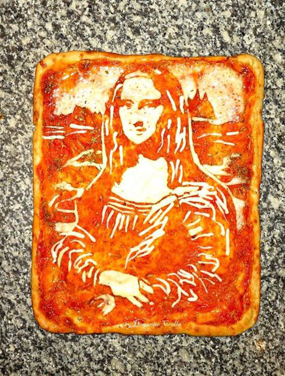 These Pizzas Are Real Works Of Art