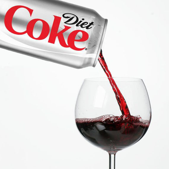 Vino Pop: Coca-Cola Flavored Wine