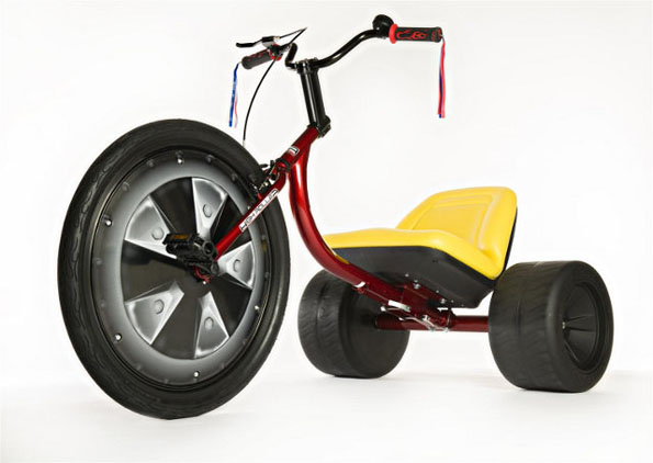 Big Wheel Trike For Adults