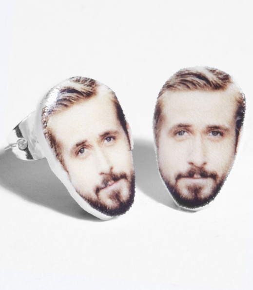 Ryan Gosling Earrings