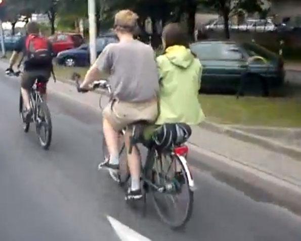 Ride Side by Side: Bike For 2