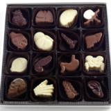 Chocolate Body Parts